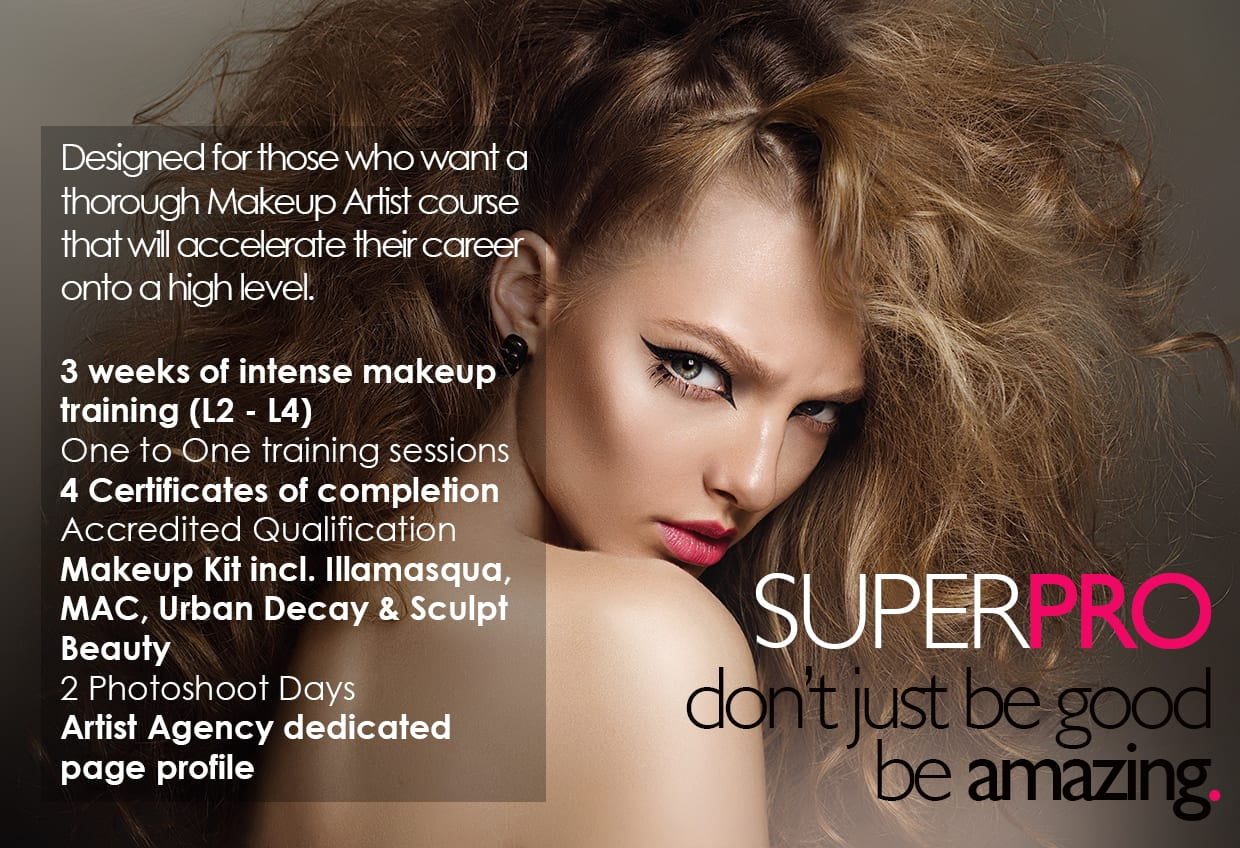 Wedding Hair Makeup Artist Training Courses In London