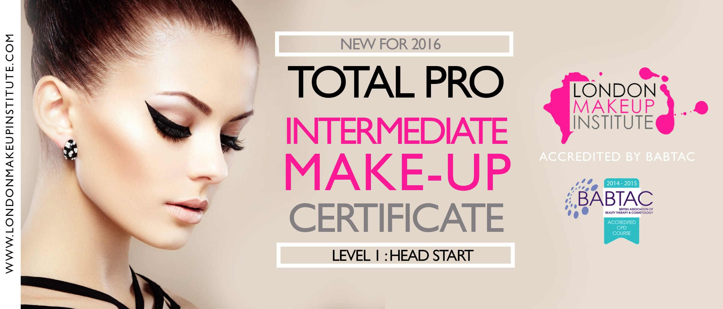 Beginners Make-up Course London